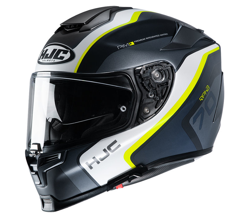Buy HJC RPHA 70 Kroon  MC4HSF  Helmet? +50% discount Extra Visor!