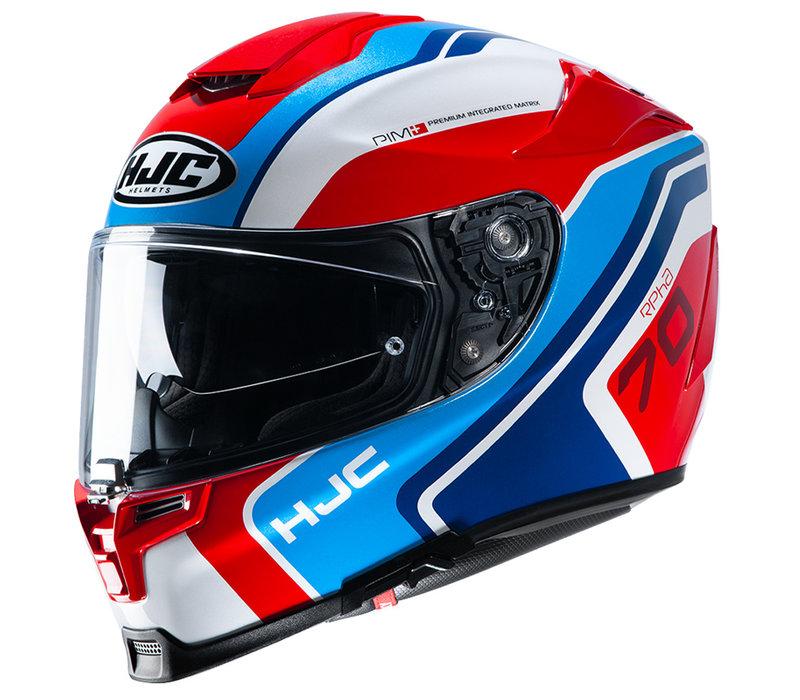 Buy HJC RPHA 70 Kroon  MC21 Helmet? +50% discount Extra Visor!