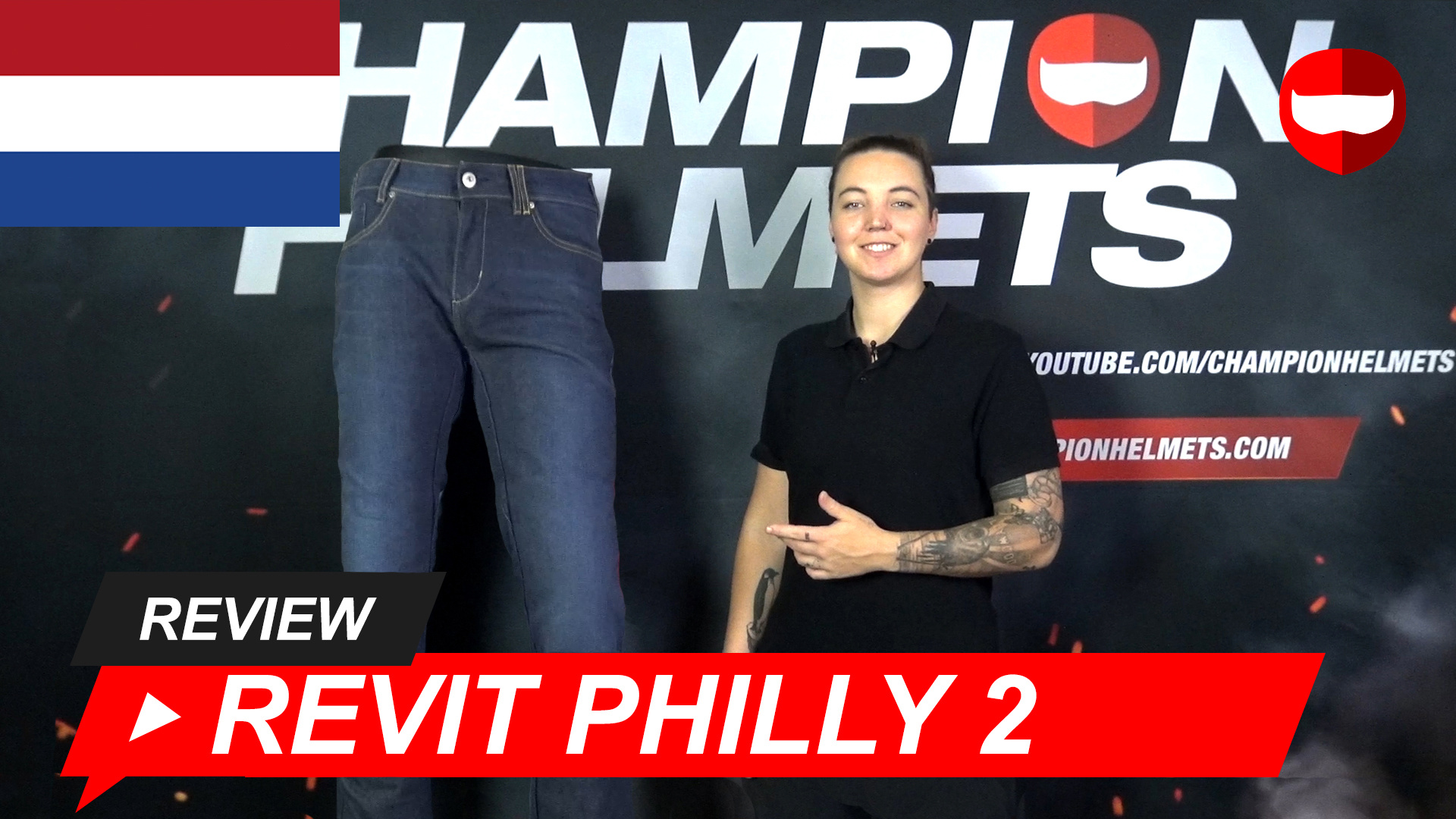 Revit Philly 2 Jeans + Video
