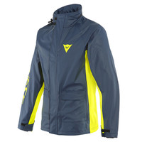 Dainese Storm 2  Black-Iris Fluo-Yellow Jacket? + 5% Champion Cashback!
