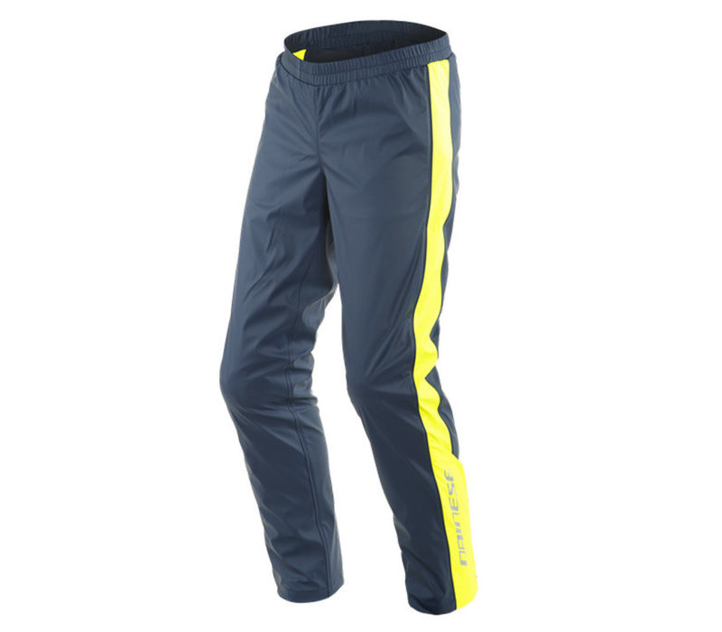 Dainese Storm 2  Black-Iris Fluo-Yellow Pants? + 5% Champion Cashback!