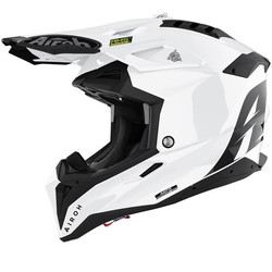 Airoh Buy Airoh Aviator 3 White Gloss Helmet + Free Shipping!