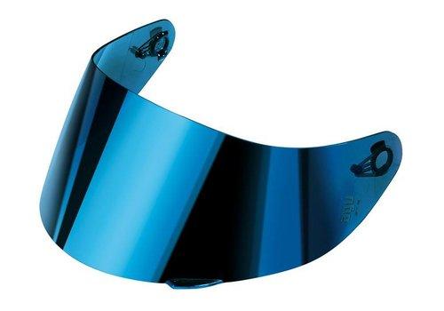 AGV K3 SV Visiere Iridium Azzurro