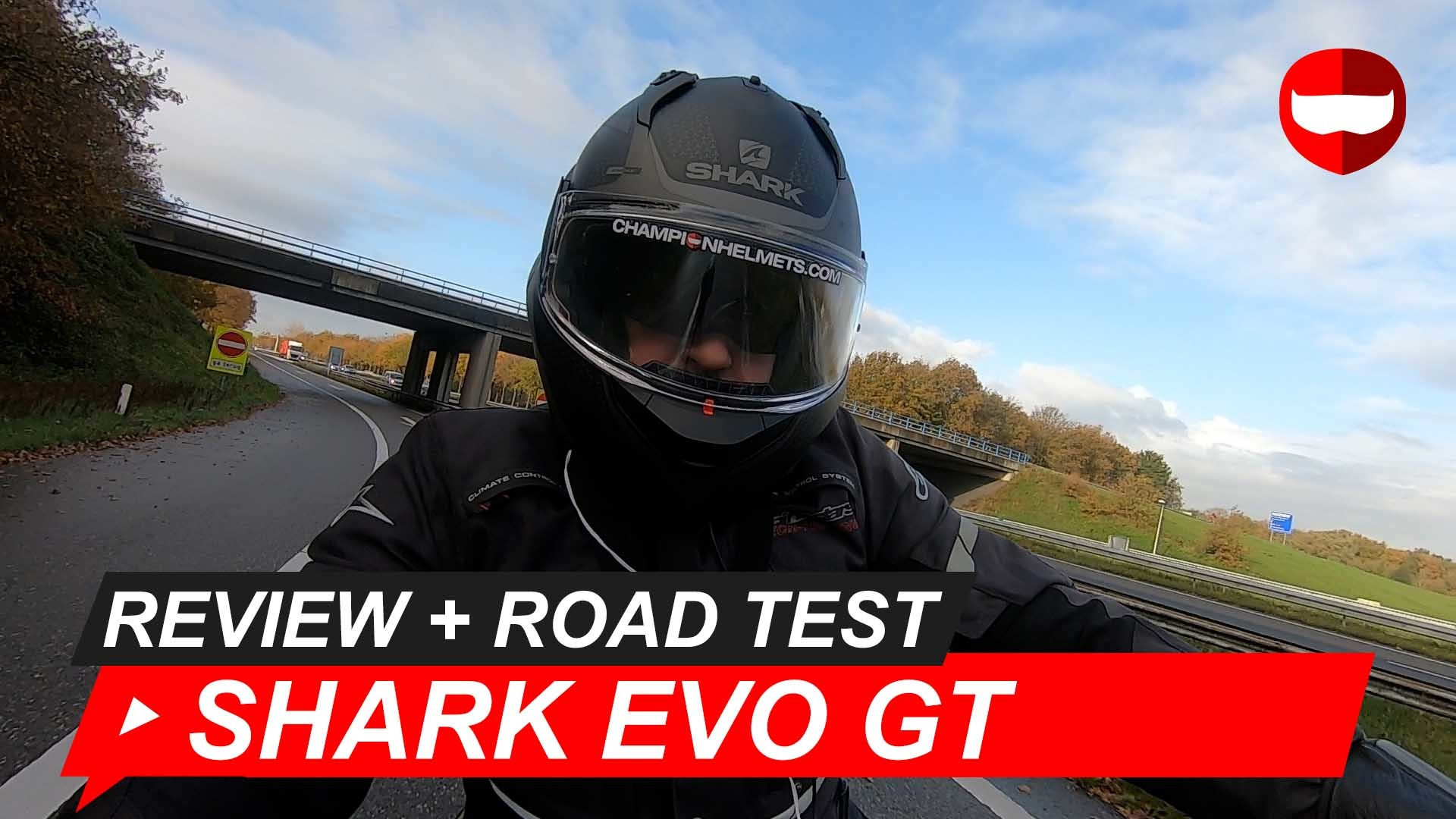 Shark EVO GT Review and Road Test + Video