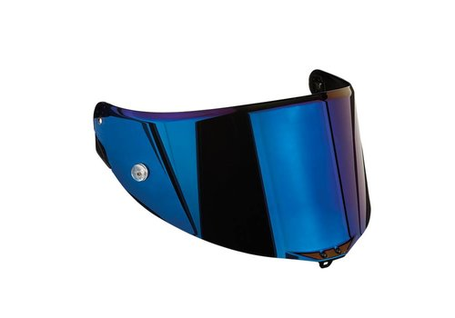 AGV PISTA GP-CORSA IRIDIUM BLUE VISOR