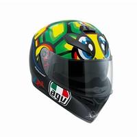K3 SV Tartaruga (Schildkröte) Helm