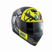 K3 SV Winter Test 2012 Helm - Valentino Rossi