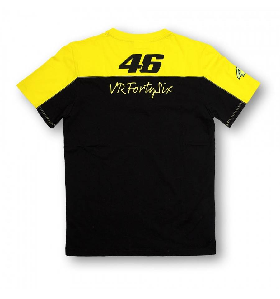 T Shirt Valentino Rossi Vrmts152604 Champion Helmets Motorradhelme