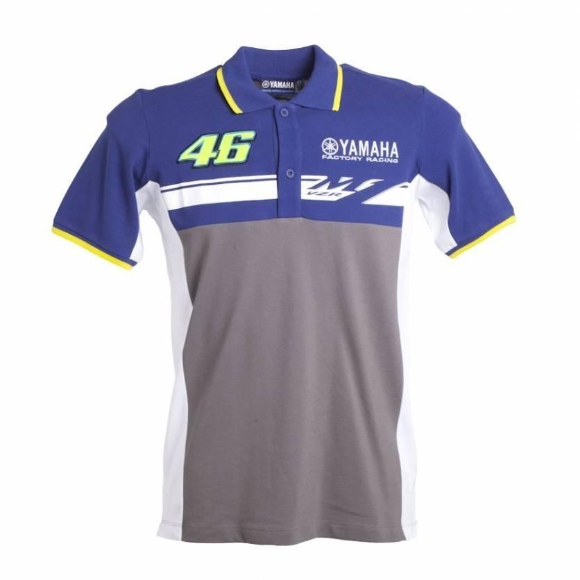9df3f4e59 Polo Valentino Rossi Yamaha YDMPO120711 - Champion Helmets ...