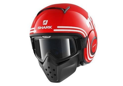 Shark Raw 72 Helm - 2016 Kollektion