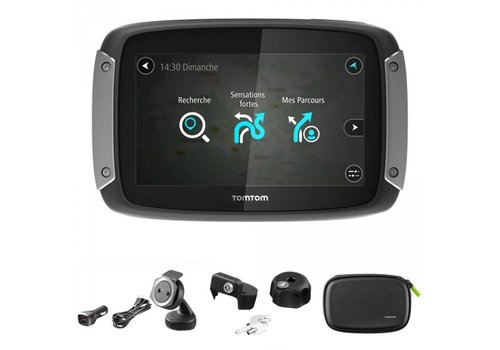 TomTom Rider 400 Premium Pack Navigatore (Moto)