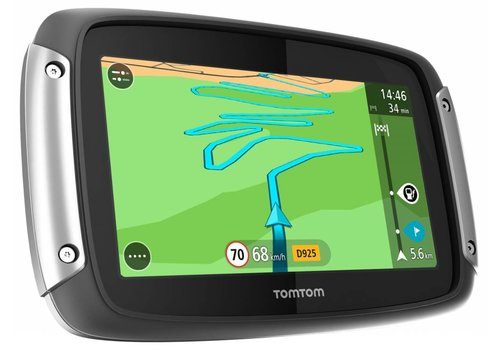TomTom Rider 400 Motorcycle Navigation, Europe