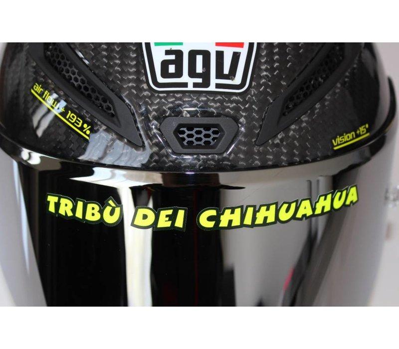 Agv Helmet Tribu Dei Chihuaha Aufkleber