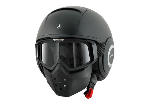 Shark Drak Black Matt helmet