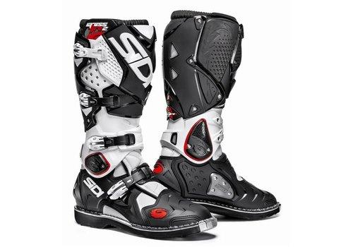 Sidi Crossfire 2 boots Black White
