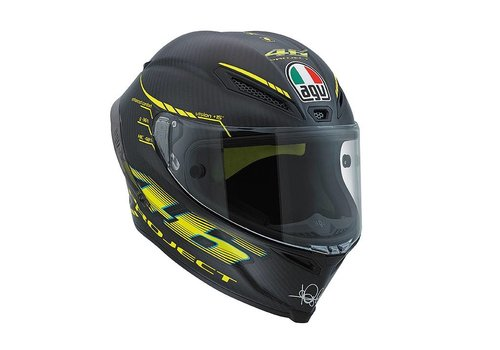 AGV Pista GP Project 46 2.0 шлем - Valentino Rossi