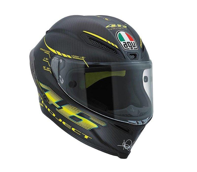 AGV Race 2/Visera para pista GP//Corsa