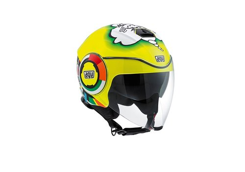 AGV Fluid Misano 2011 Helm - Valentino Rossi