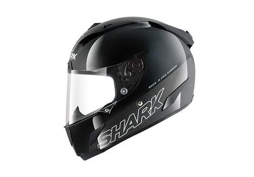 Shark Race-R Pro Carbon casco nero