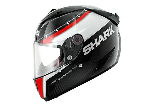 Shark Race-r Pro Carbon Racing Division Casque KWR