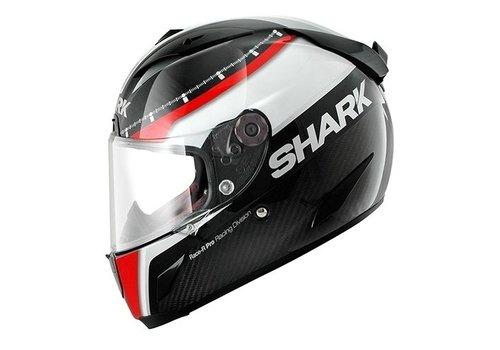 Shark Race-r Pro Carbon Racing Division Helmet KWR