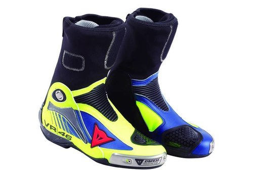 Dainese Axial Pro In Replica D1 Boots - Valentino Rossi