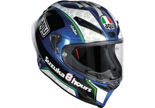 AGV Corsa R Espargaro 8H Suzuka 2015 Helmet
