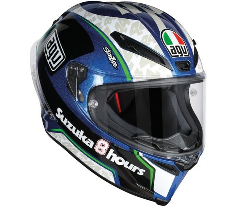 Casque Champion Helmets Corsa Espargaro R Agv 8h Suzuka 2015 MqzUVpSG