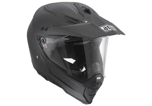 AGV AX-8 Dual Evo Helm matt schwarz matt