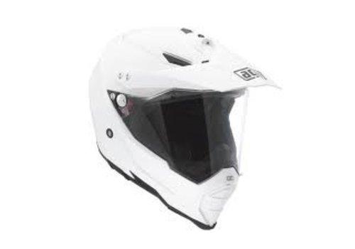 AGV AX-8 Evo Naked white helmet