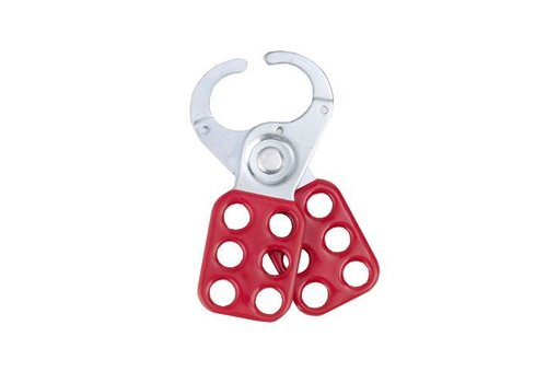 Lockout hasp steel 265375 (12 pieces)