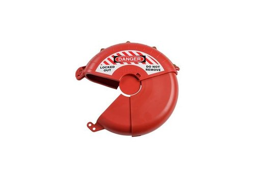 Lock-out devices for valves red 148646 -148648