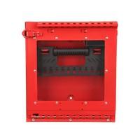 Wall mountable group lock box S3502