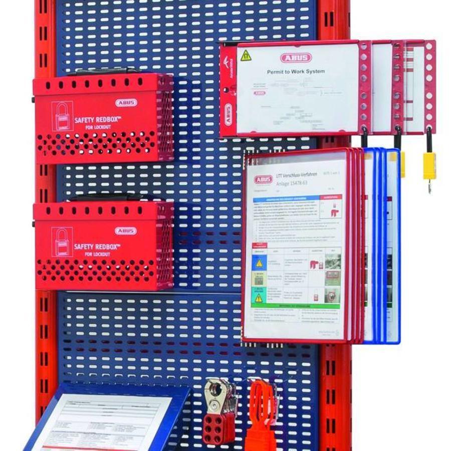 LockPoint DIN A4 permit holder 77953