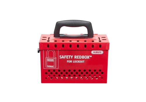 Safety Redbox group lockout B835