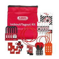Filled Lock-out pouch SL Bag 130 Elektrical (large)