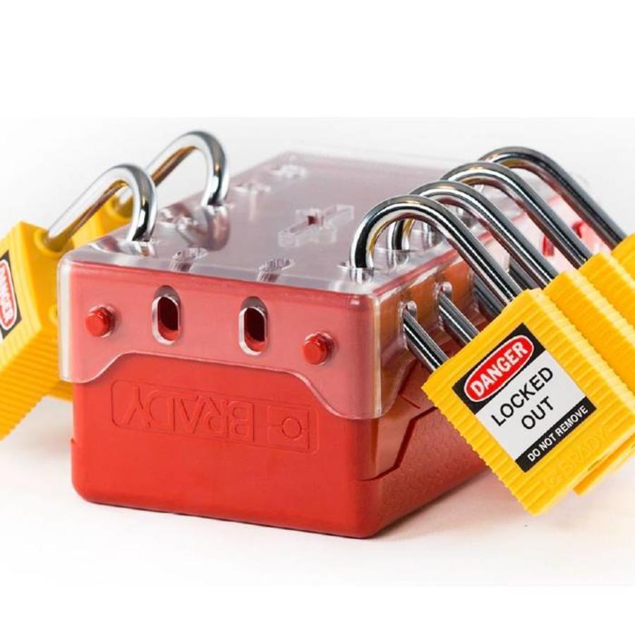 Ultra-Compact group lock box 149173