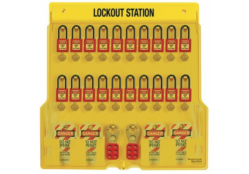 Lock-out station 1484BP406