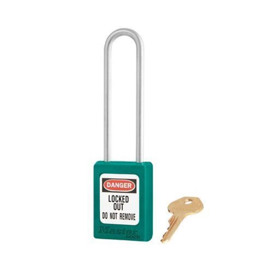 Zenex safety padlock teal S33LTTEAL - S33LTKATEAL