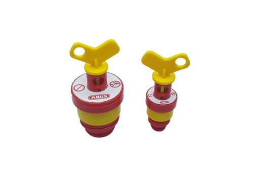 Insulation plugs for bottle fuses  c/w padlock facility E218 - E233