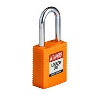 SafeKey nylon safety padlock orange 150320 / 150364