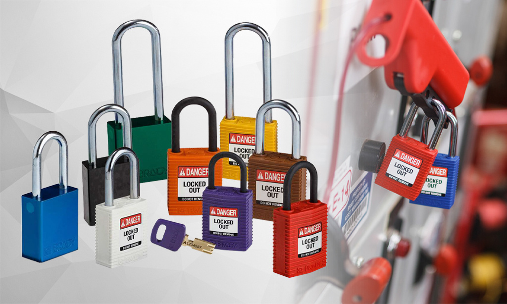 New in the SafeKey Range from Brady