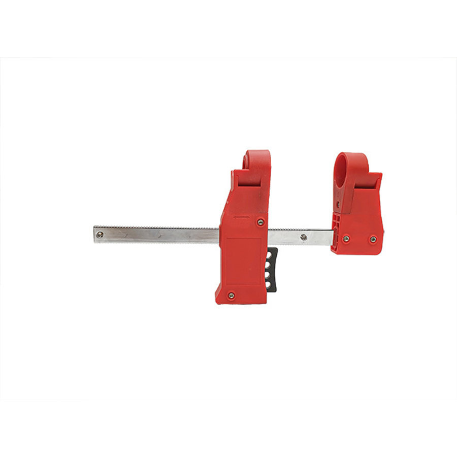 Blind flange lockout device UIO-BFL