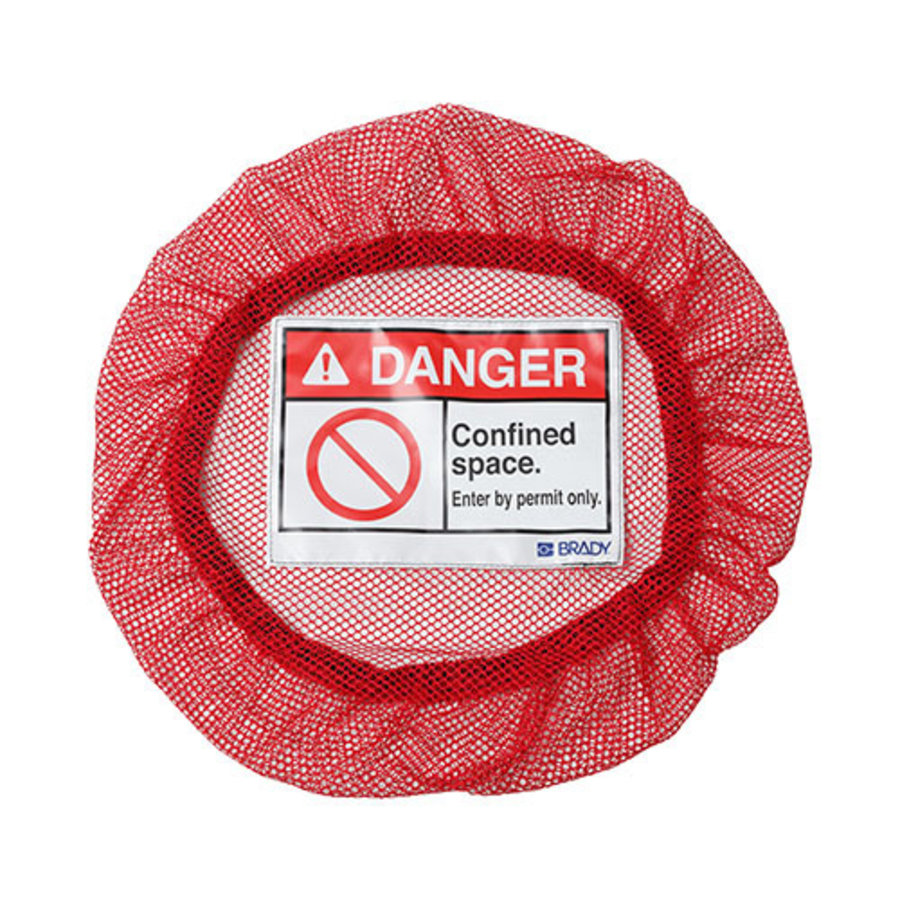 Elastic Confined Space Cover