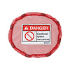 Brady Magnetic non-lockable Confined Space Cover