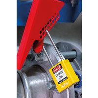 Ball valve lock-out small 00299