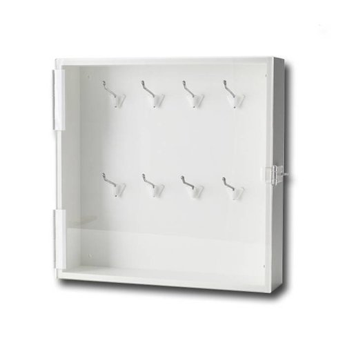 Enclosed padlock storage module 065240 - 065241