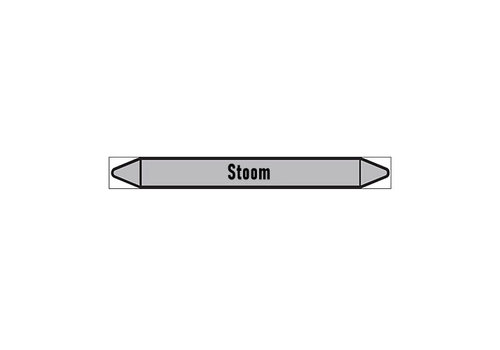 Pipe markers: stoom   Dutch   Steam