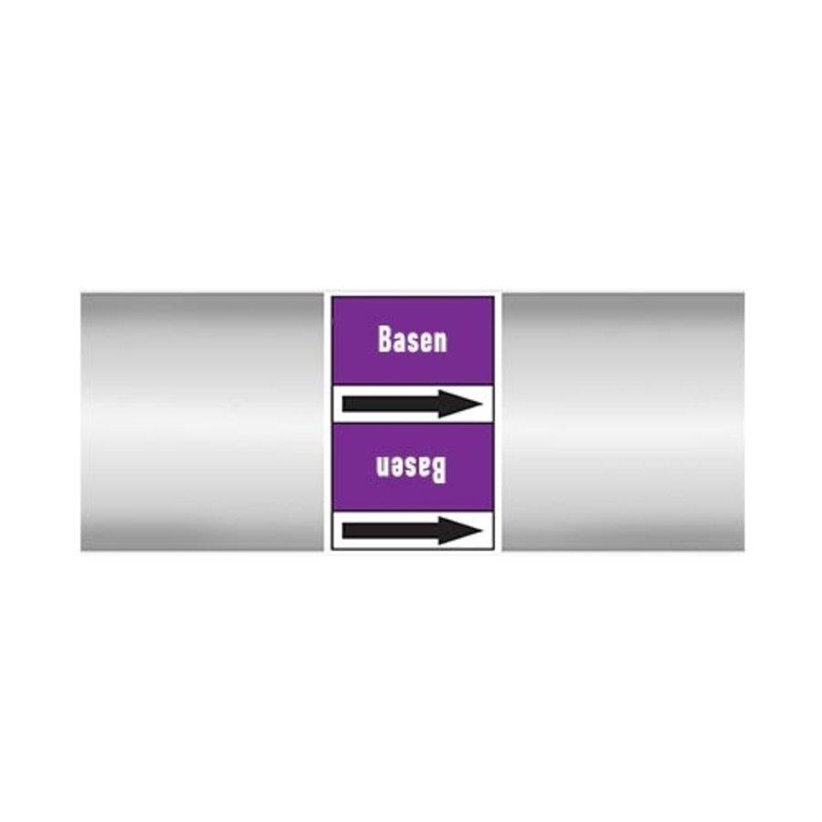 Pipe markers: Loog | Dutch | Alkalis