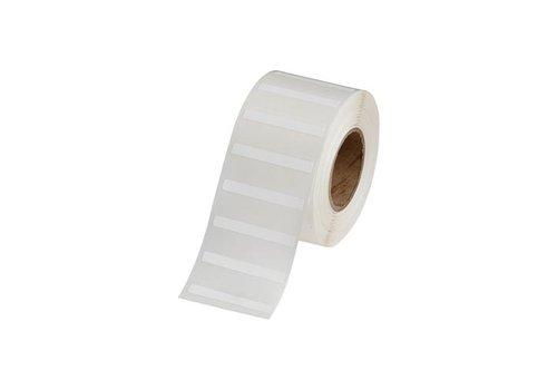 Polypropylene labels  | 50,80  x 6,35 mm